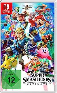Super Smash Bros. Ultimate - Nintendo Switch [Importación alemana]