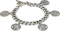 Chain Coin Bracelet