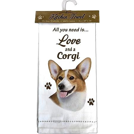 Corgi Kitchen Towel