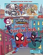 Marvel's Super Hero Adventures Spider-Man: A Tangled Web (Marvel Superhero Adventures)