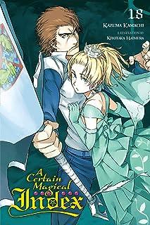 A Certain Magical Index, Vol. 18 (light novel) (English Edition)