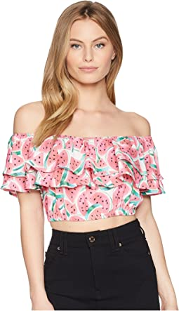 Kaya Crop Top
