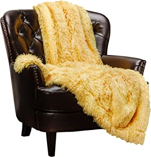 b0ad2d8d0c Amazon.com  Yellow - Blankets   Throws   Bedding  Home   Kitchen