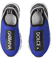 Dolce & Gabbana Kids - Jersey Slip-On Sneaker (Toddler/Little Kid)