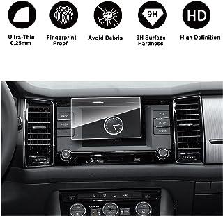 Crystal Clear HD Displayschutz,Anti-Kratz-5 Zoll unsichtbare und transparente Film 2 St/ück RUIYA Geh/ärtetem Glas Displayschutzfolie f/ür Tomtom Go Basic Navigations System