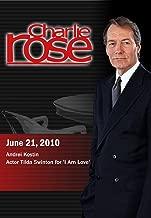 Charlie Rose - Andrei Kostin / Tilda Swinton June 21, 2010