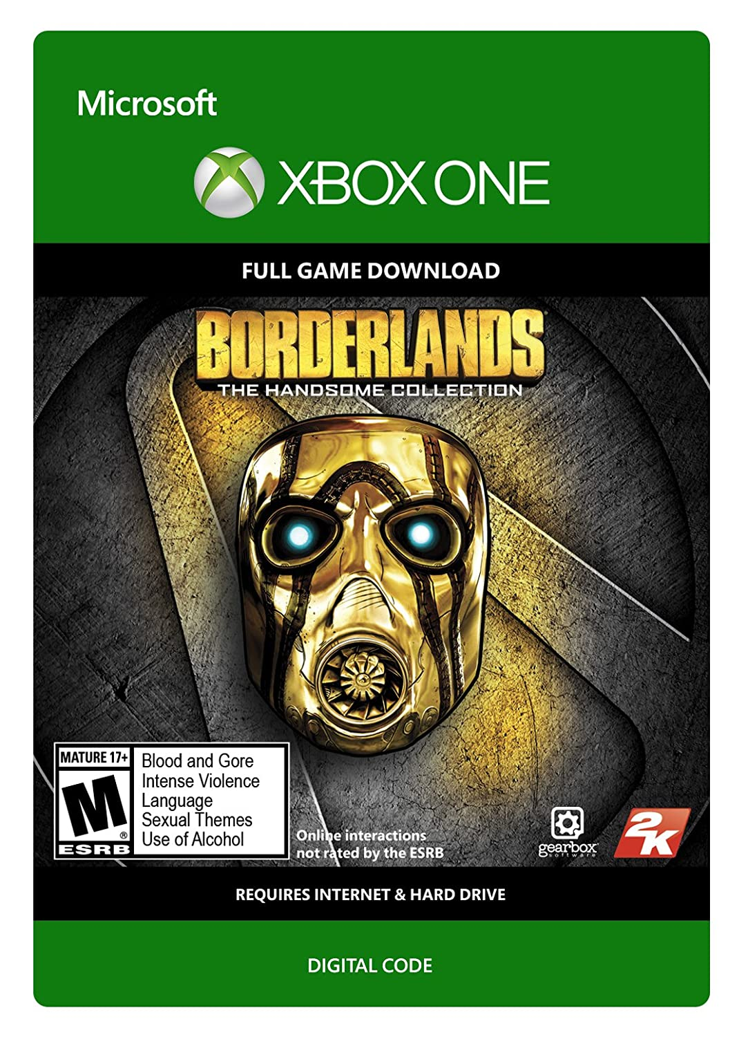Borderlands: The Handsome Collection - Code In a popularity Digital lowest price Xbox One