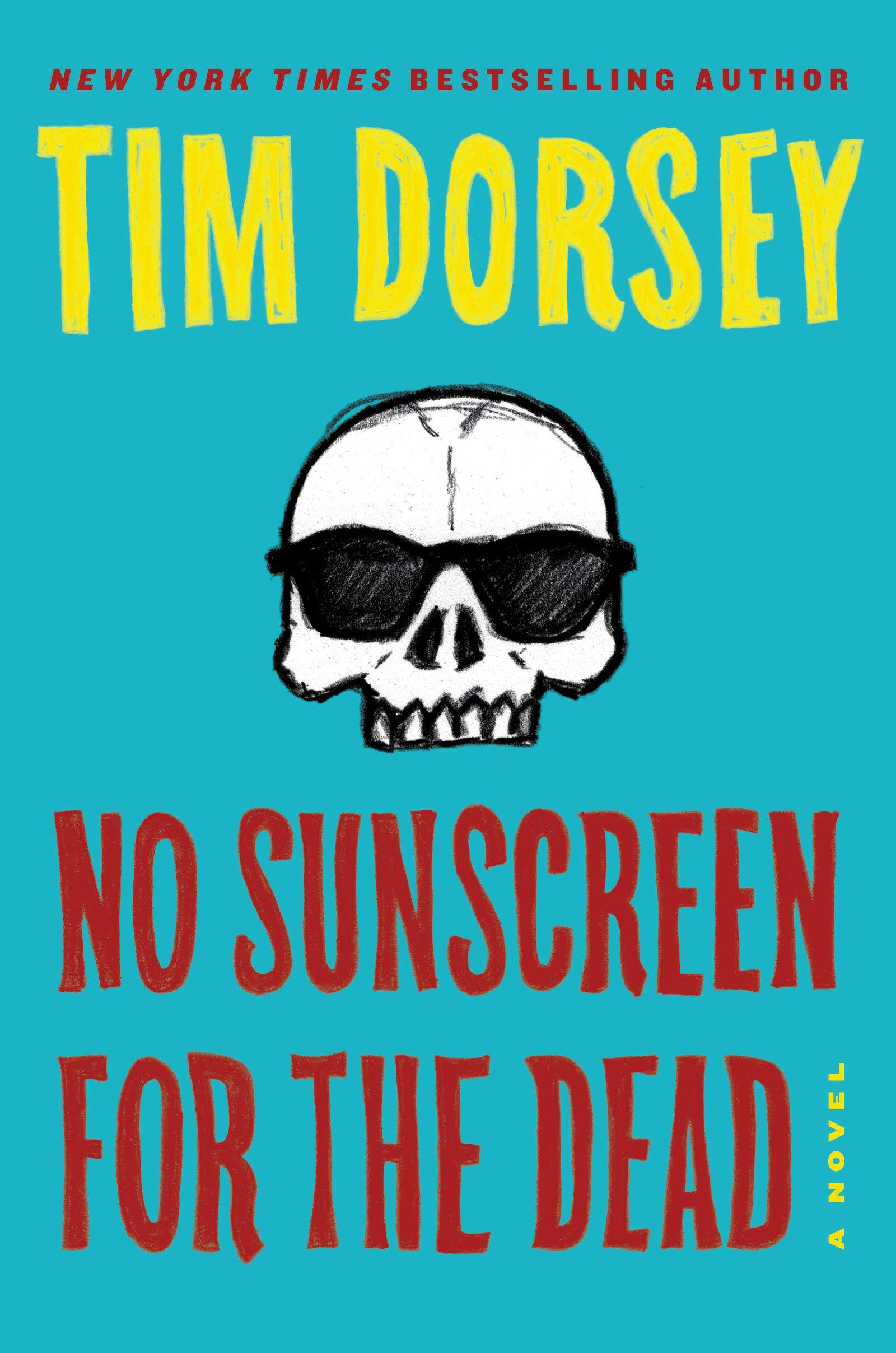 No Sunscreen Dead Novel Storms ebook