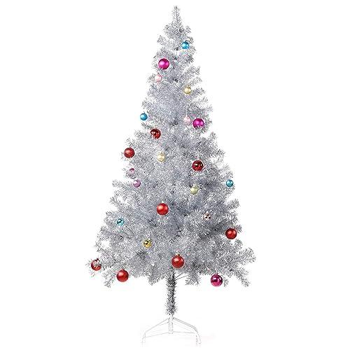 Vintage Silver Christmas Tree Amazon Com