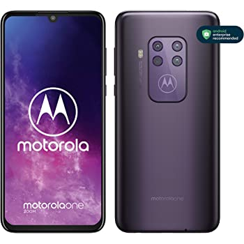 "Motorola One Zoom con Alexa Hands-Free (Pantalla 6,4"" FHD+ ..."