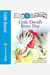 Little David's Brave Day: Level 1 (I Can Read! / Little David Series) Kindle Edition