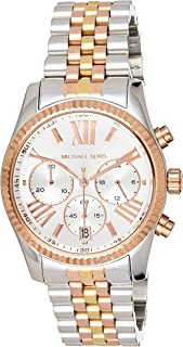 Women's MK5735 - Sport Lexington Chronograph Tri-Tone