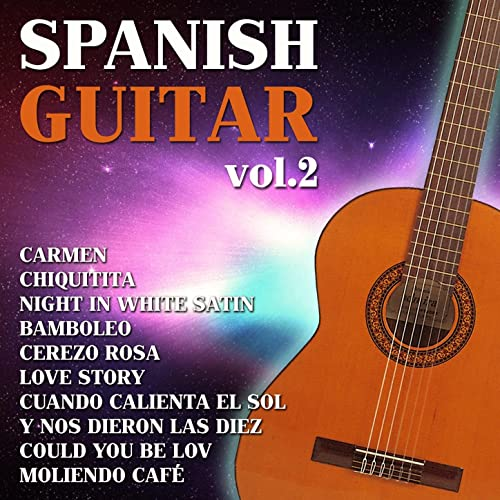 Amazon.com: Spanish Guitar Vol.2: Various artists: MP3 Downloads