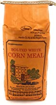 Weisenberger Stone Ground White Cornmeal - Southern Style Non GMO Corn Meal - A Kentucky Proud Product - 32 Ounces