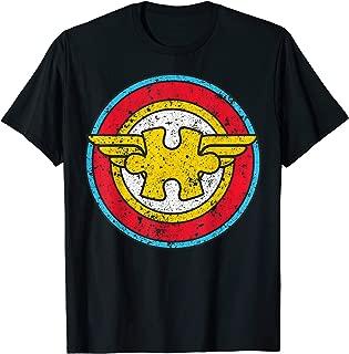 Autism Awareness T-shirt Superhero