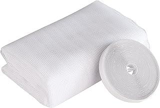 comprar comparacion Windhager mosquitera, Tejido de protección contra Insectos de Fibra de Vidrio de Alta Calidad, Blanco, 100 x 130 cm, 03487