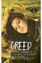 Greed Kindle Edition