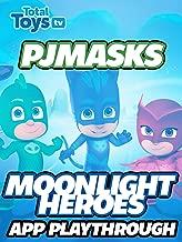 Clip: PJ Masks Moonlight Heroes App Playthrough