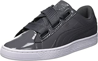 Puma Basket Heart Patent Wn's, Sneakers Basses Femme