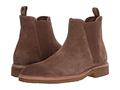 John Varvatos Leroy Crepe Chelsea (Brownstone) Men