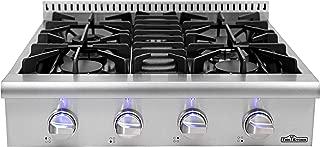 sears cooktop range