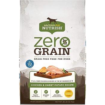 Rachael Ray Nutrish Zero Grain Dry Dog Food, Poultry Flavors, Grain Free