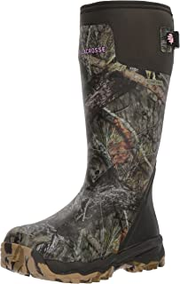 "Lacrosse Women's Alphaburly Pro 15"" Waterproof Hunting Boot"