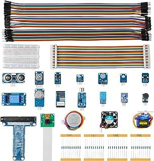 LABISTS Electronics Projects Starter Kit for Raspberry Pi 4 3 B+ Arduino with Solderless Breadboard, Sensors,Tutorials, 27...