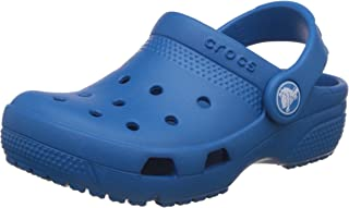 crocs Kids Unisex Coast Clogs and Mules