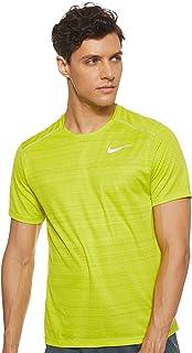 Nike Mens DRY MILER TOP SS T-Shirt
