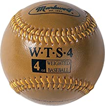 4 oz weighted baseball