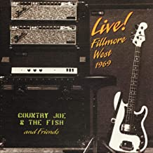 Live! Fillmore West 1969 (Limited 50Th Anniversary 2Lp Yellow Vinyl Edition)