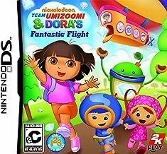 Nickelodeon Team Umizoomi & Dora's Fantastic Flight - Nintendo DS