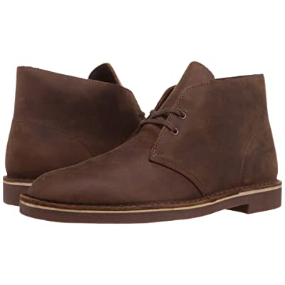 Clarks Bushacre 2 (Beeswax Leather) Men