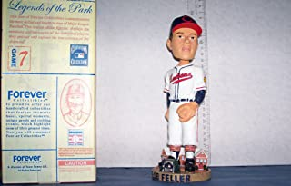 2003 FOREVER BOB FELLER COOPERSTOWN COLLECTION BOBBLEHEAD CLEVELAND INDIANS MINT