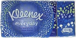 Kleenex White Facial Tissue (72 Pack of 9 Tissue Each Pocket) Total of 648 Tissues