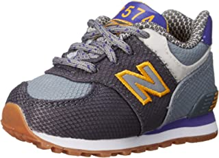 New Balance KL574 Expedition Pre Running Shoe (Little Kid)