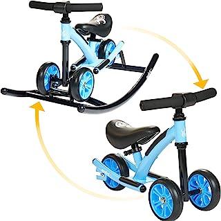 Mobo Cruiser Wobo Rocking Horse Ride On & Baby Balance Bike