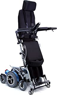 Karman XO-505 Fully Powered Standing Wheelchair with Power Recline, Power Legrest, 18