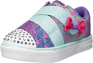 Skechers Kids' Twinkle Breeze 2.0-Sparkle-z Sneaker