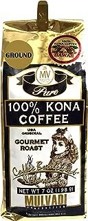 Best mulvadi 100 kona coffee Reviews