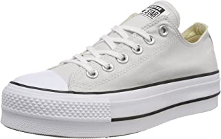 Shoes | Converse Womens Chuck Taylor All Star Lift Ox Women Shoes Mousewhiteblack