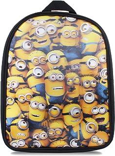 MINIONS GANG Children's Backpack, 31 cm, 7 Liters;, Black