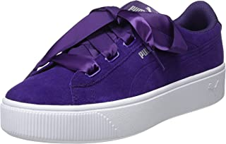 Women's Vikky Stacked Ribbon S Low-Top Sneakers