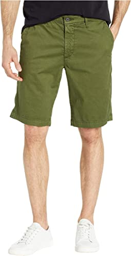 Griffin Shorts in Sulfur New Spruce