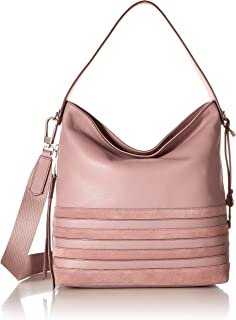 Fossil Maya Leather 30.48 cms Pink Gym Shoulder Bag (ZB7650522)