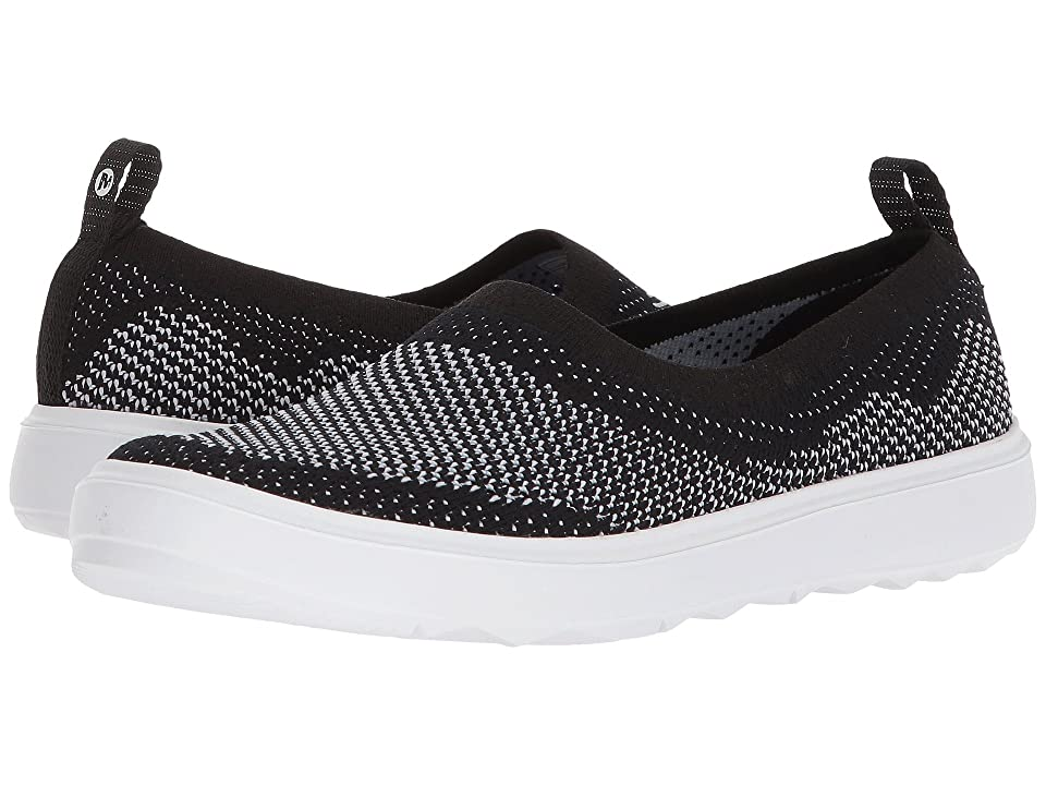Merrell Around Town City Moc Knit (Black) Women