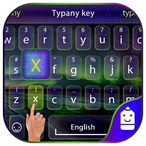 Aurora Theme&Emoji Keyboard