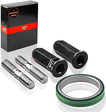 JRL PIT DIRT BIKE EXHAUST CRUSH GASKET 50cc 110cc 125cc 140cc 150cc 160cc 32x24.5mm