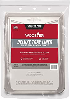 Wooster Brush BR496-11 Deluxe Tray Liner, 12-Pack, 11-Inch